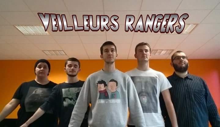 Les Veilleurs Rangers